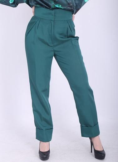 Soie Design Pantolon Yeşil